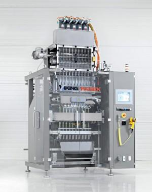 Balicí stroj pro balení sáčků stickpack