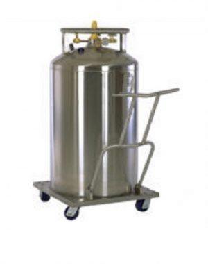Zásobník na přepravu kryogenních průmyslových plynů