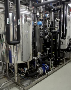 Čisticí a sterilizační systémy