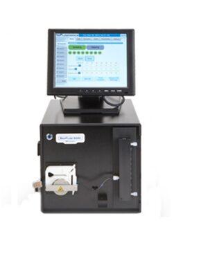 On-line systém odběru vzorků pro bioprocesy většího měřítka