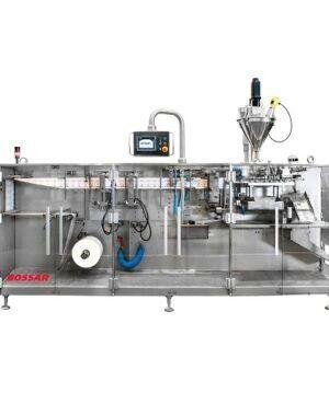 Vstupní stroj HFFS pro ploché sáčky