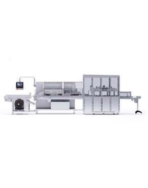 Průmyslový vakuový balicí stroj na potraviny